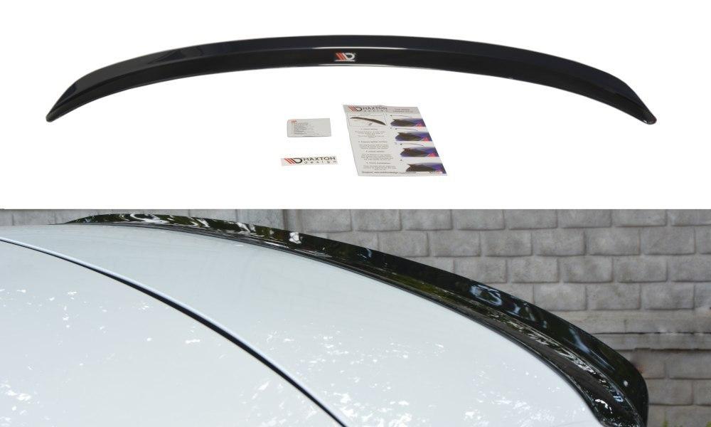 Lotka Lip Spoiler - Renault Megane Mk4 Hatchback - GRUBYGARAGE - Sklep Tuningowy